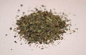 Dried sabzi herbs