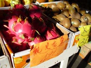 Chinatown produce, San Francisco.
