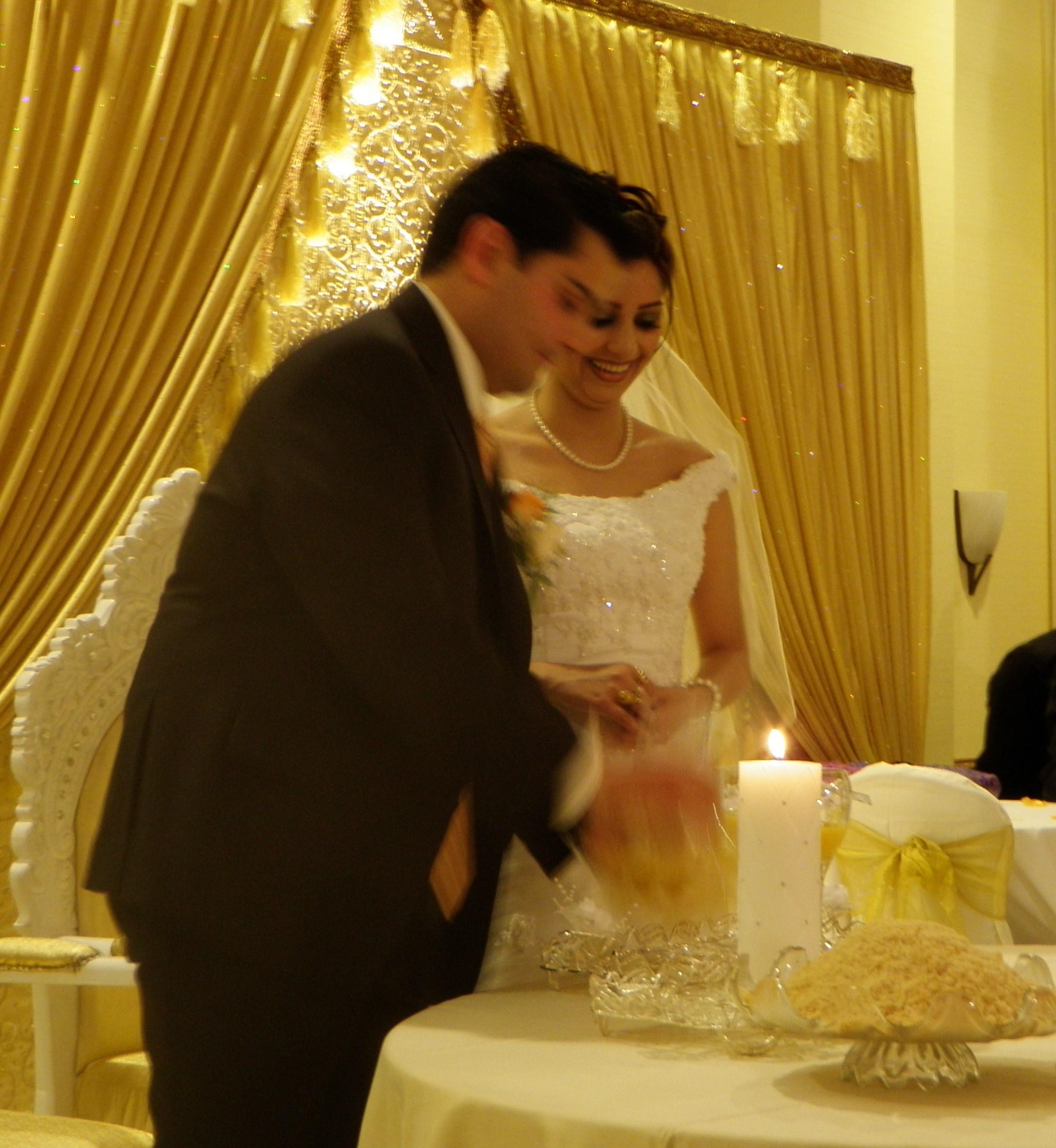 Afghan Wedding Bride